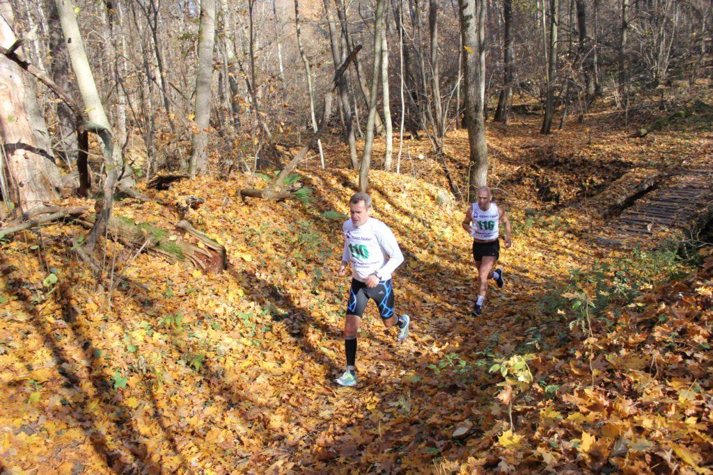 Осенний кросс лыжников пройдет 19.10.19
