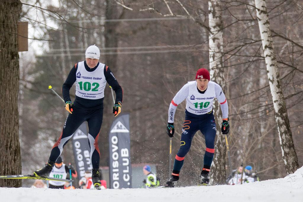 Последняя гонка сезона – Командный спринт 14.03.2021